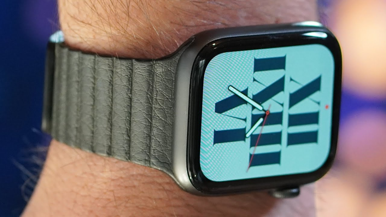 Download Exploring All The New Apple Watch Faces (WatchOS 7)