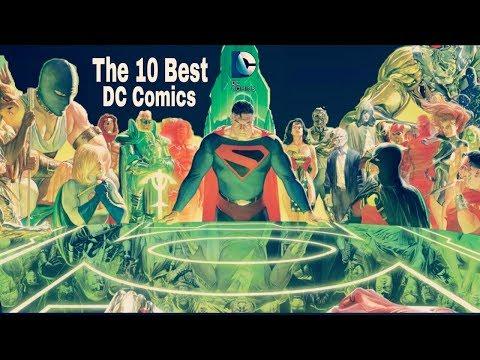 The 10 Best  Dc Comics Storyline.