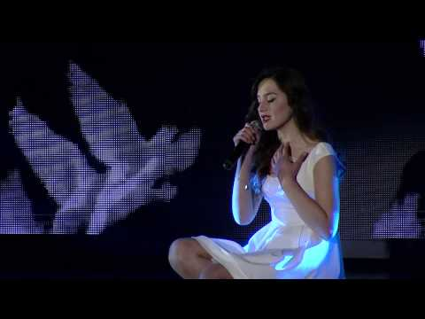 "Mirela - ""What a feeling"" - X Factor Albania 4 (Netet LIVE)"