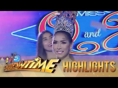 It's Showtime Miss Q & A: Exur Pastor Rañoa takes home her 6th crown