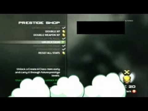 photo comment etre prestige 1 sur mw3