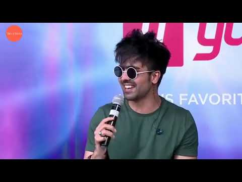 Hardy sandhu at launch event for kya baat ay song...