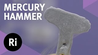 A Mercury Hammer and the Third Law of Thermodynamics