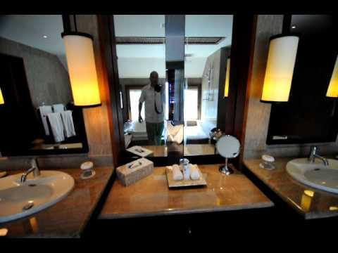 St Regis Room Bora Bora Deluxe Overwater Villa #120 Tour