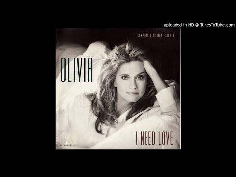 Olivia Newton John - I Need Love (A Deep Need For Love Mix)