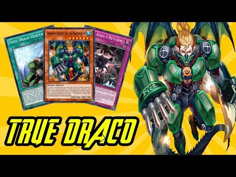 【YGOPRO】TRUE DRACO - DRACO DEMISE DECK 2019
