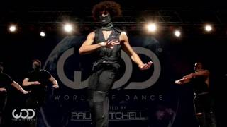 World Of Dance Dallas Front Row Red Lips Feat Sam Bruno By GTA
