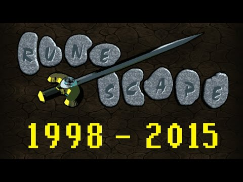 RuneScape Historical Timeline 1998 - 2015
