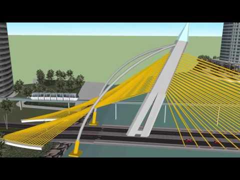 Saigon Bridge in the future