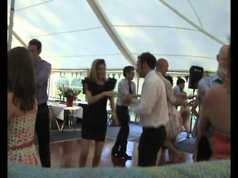 Banshee Ceilidh Band  Square Dance Wedding Fun Buffalo Girls