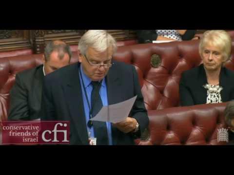 Lord Grade accuses BBC of anti-Israel bias in Lords debate
