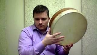 frame drum solos