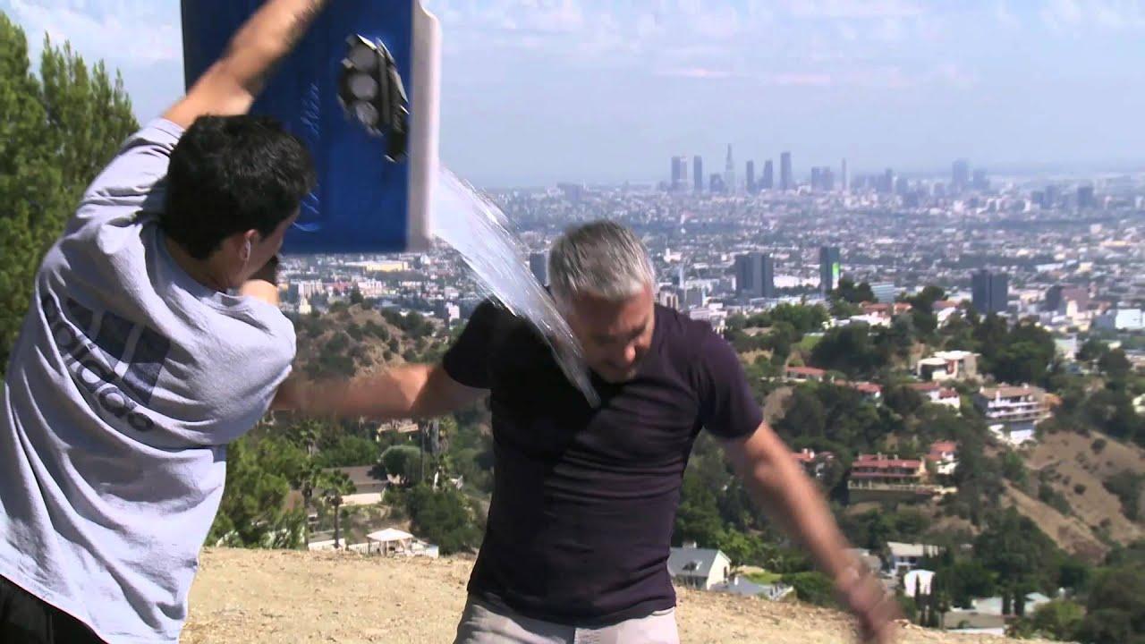 Cesar Millan ALS Ice Bucket Challenge