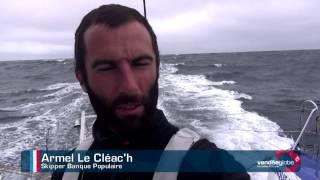 Vendée Globe: 54e jour - Passage du Cap Horn pour Gabart et Le Cleach