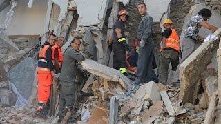 Terremoto atinge região central da Itália