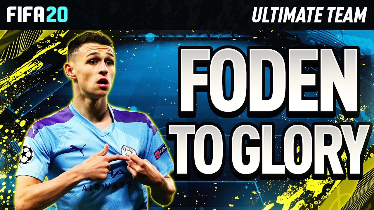 FIFA 20 ULTIMATE TEAM! FODEN TO GLORY! EP 000 LETS GET SUMMER HEAT FODEN!