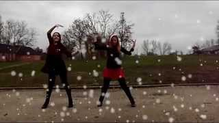 Karmin - Sleigh Ride Christmas Dance by Warning Girls