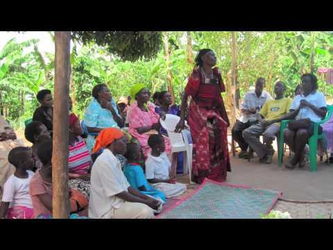 Julie's Uganda Digital Story