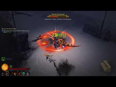 Diablo 3 - Torment 3 Bounties & Exploration