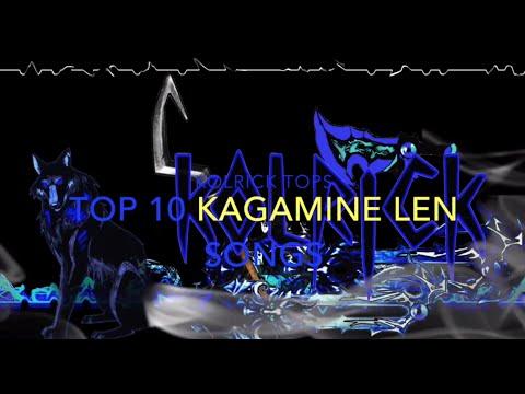 Kolrick's Tops: Top 10 Kagamine Len songs