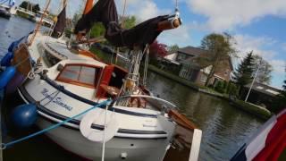 Woudsend Friesland Opening Watersportseizoen