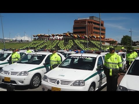 Policia Nacional de Colombia//PNC//National Police of Colombia