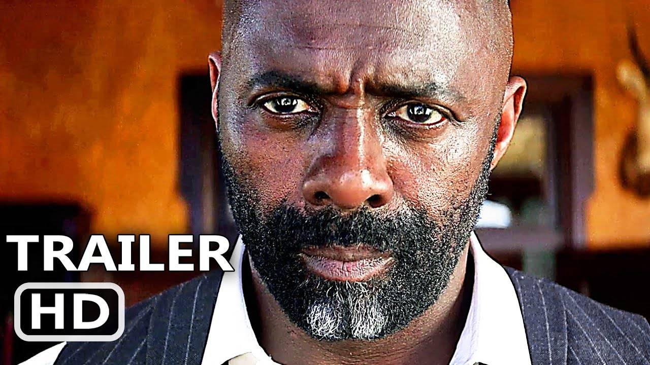 THE HARDER THEY FALL Trailer (2021) Idris Elba