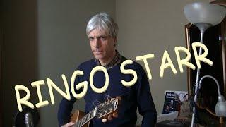 Ringo Starr  - Pinguini tattici nucleari -  Accordi chitarra -  Sanremo 2020