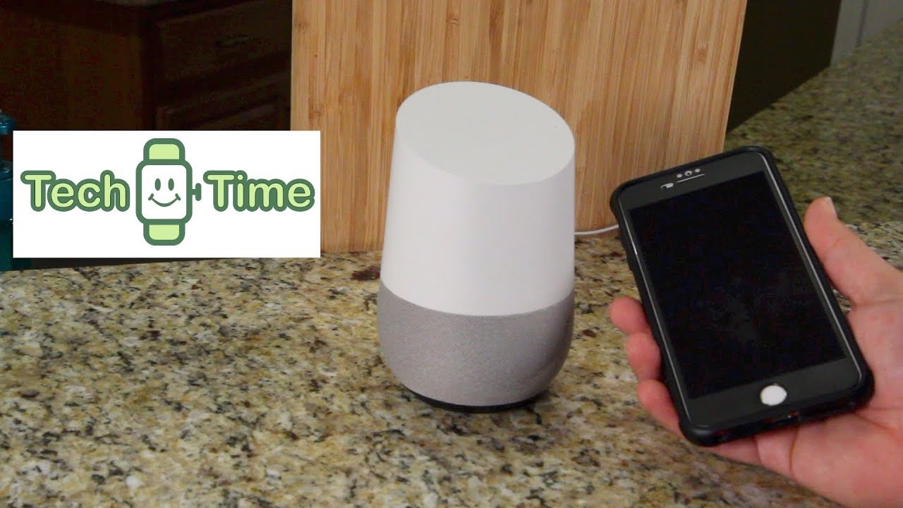 Does Google Home Work With iPhone - REVISED!!! - YouTube