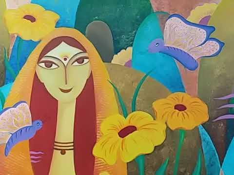 Art lovers appreciated 43rd Interstate Exchange Art Exhibition,Patna