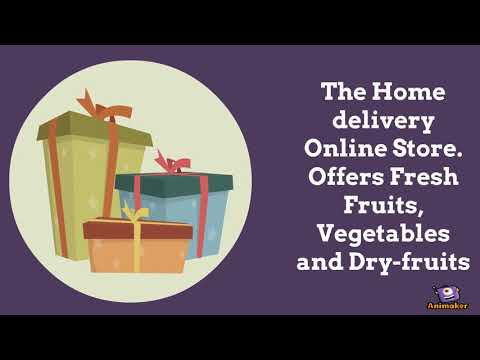 Bazaar Fresh The Home Delivery Store