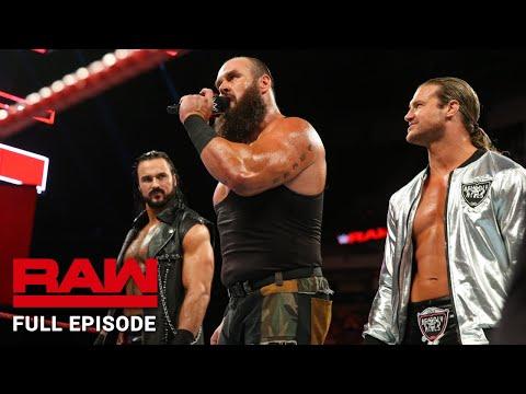 WWE Raw Full Episode, 3 September 2018