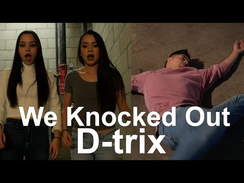 We Knocked Out D-trix - Merrell Twins