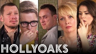 Hollyoaks: How To Crash A Party James Nightingale Style