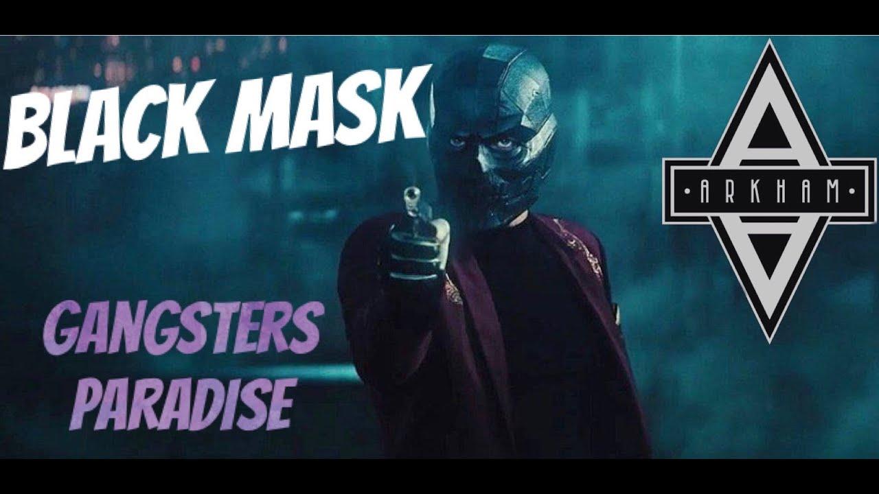 Black Mask Tribute