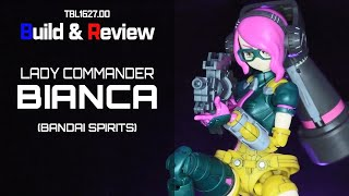 使用キット ・レディコマンダービアンカ/ガールガンレディ (BANDAI SPIRITS) ▽LADY COMMANDER BIANCA /Girl Gun Lady【Build & Review】 □KITS USED ・LADY ...