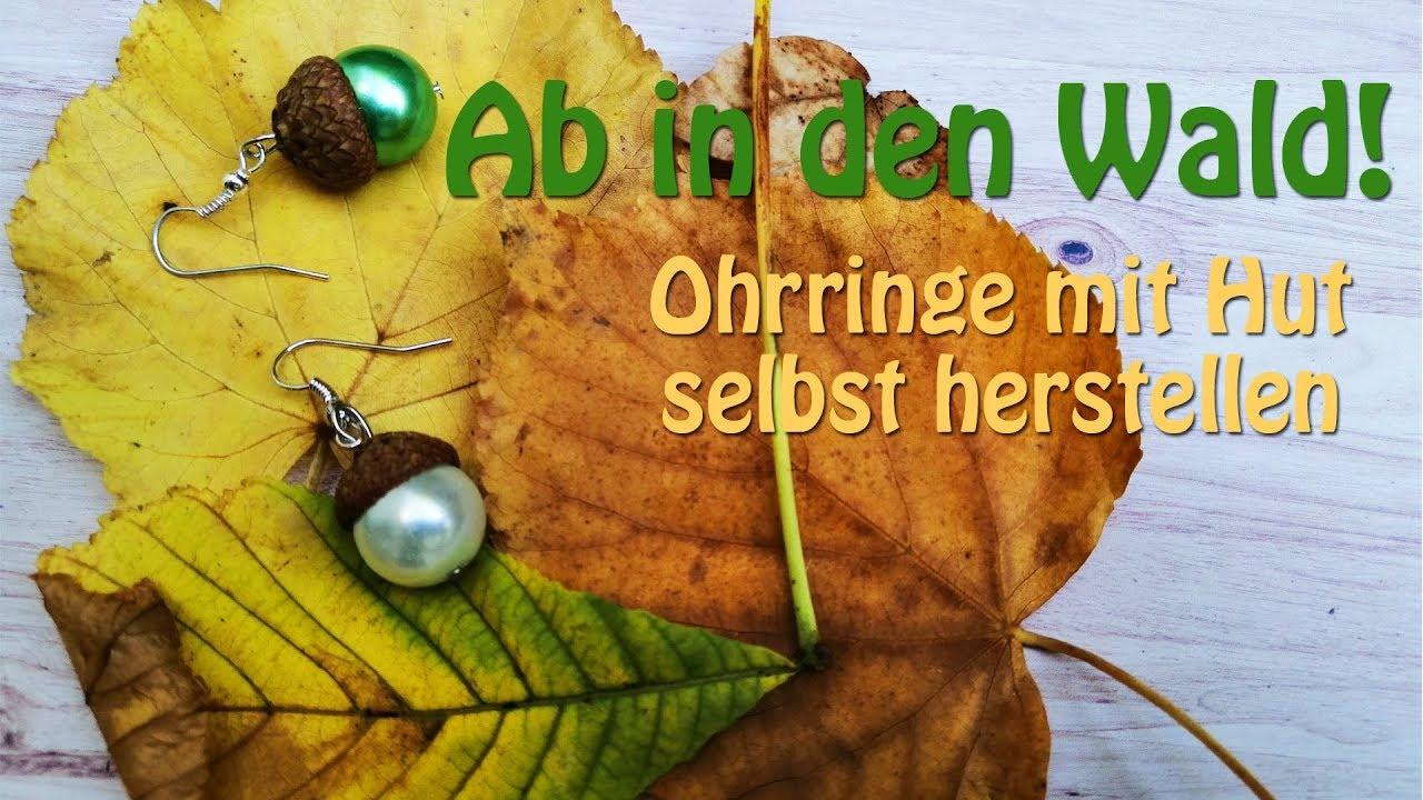 Ab In Den Wald Basteln Mit Naturmaterialien