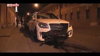 В перестрелке у отеля в Санкт-Петербурге ранен сотрудник полиции