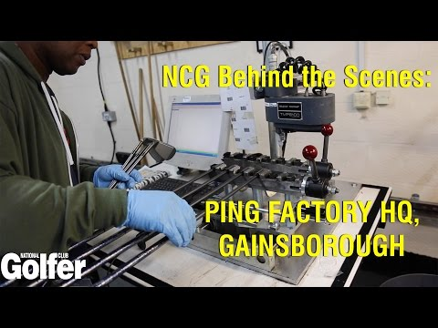 How Do Ping Make Their Irons?: NCG Behind The Scenes