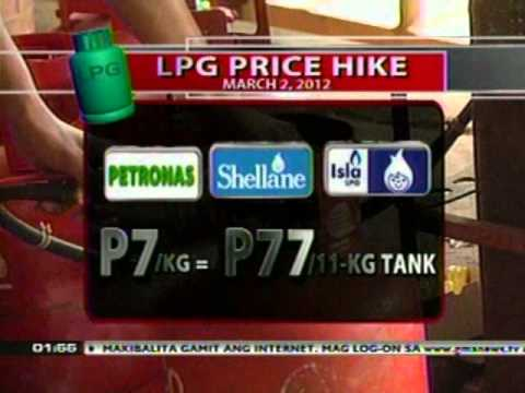 OC: Oil at LPG price hike (March 2, 2012)