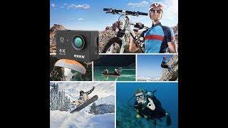 EKEN H9R Action Camera + Remote + All Accessories