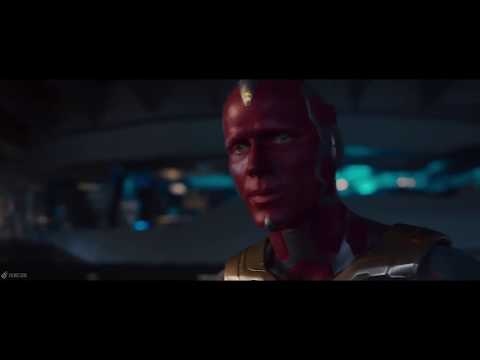 Vision's Birth | Avengers Age of Ultron (2015) Best scenes