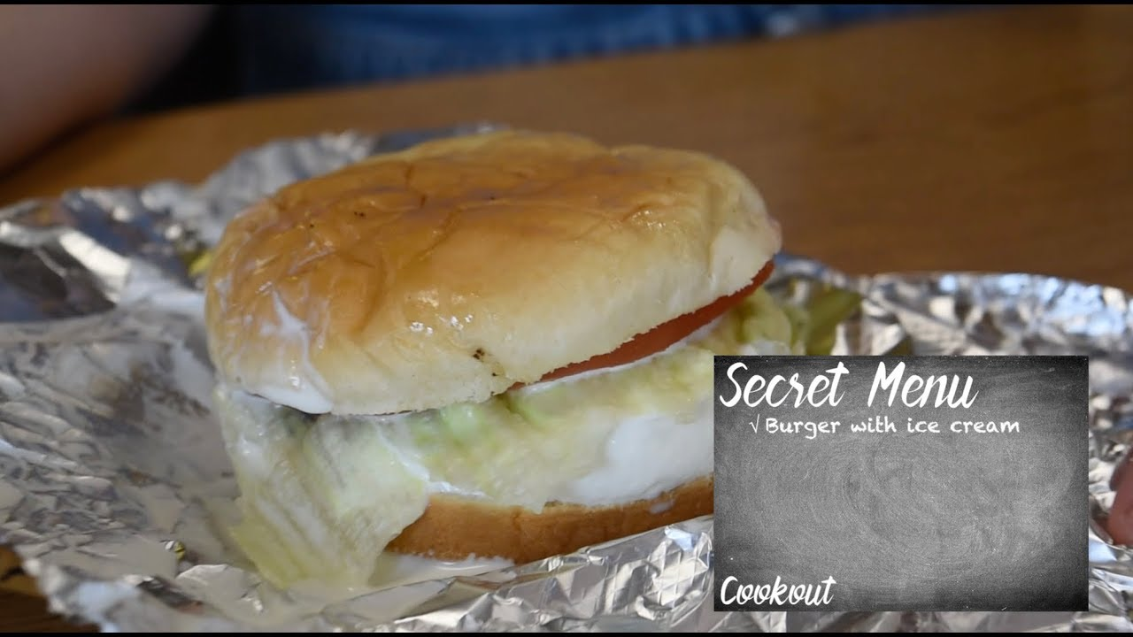 secret menus, chik fil a, starbucks, chipotle, and cookout - beacon