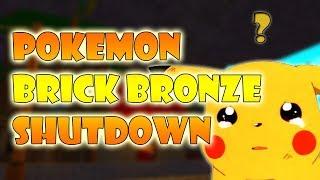 Roblox Pokemon Brick Bronze gets taken down