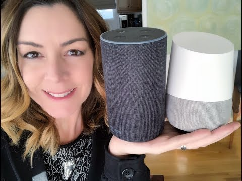 Google Home Vs Amazon Echo - How To Choose