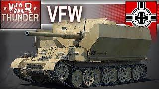 VFW - toster w War Thunder