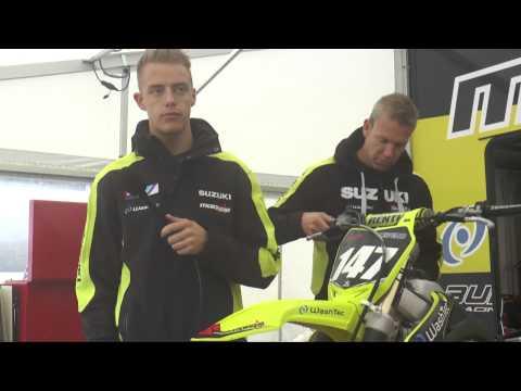 MxInAction - Race Rapport - Washtec Motostar Suzuki Sverige - SM Finspång 2014