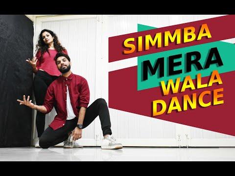 SIMMBA: Mera Wala Dance | Bollywood Dance Workout Choreography | FITNESS DANCE With RAHUL