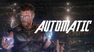 Download Marvel - Automatic Mp3 and Videos