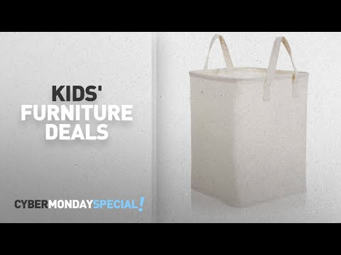 Top Cyber Monday Kids' Furniture Deals: Lifewit Laundry Hampers Baskets with Handles for Kid's Boy